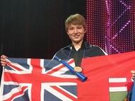 Jon's Gold Medal 2011